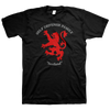 "Self Defense Family ""Scotland"" Black T-Shirt"