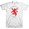 "Self Defense Family ""Scotland"" White T-Shirt"