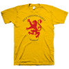 "Self Defense Family ""Scotland"" Yellow T-Shirt"