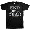 "End Of A Year ""You Are Beneath Me"" Black T-Shirt"