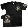 "Straight Razor ""Decapitation"" Black T-Shirt"