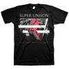 "Super Unison ""Limits"" Black T-Shirt"