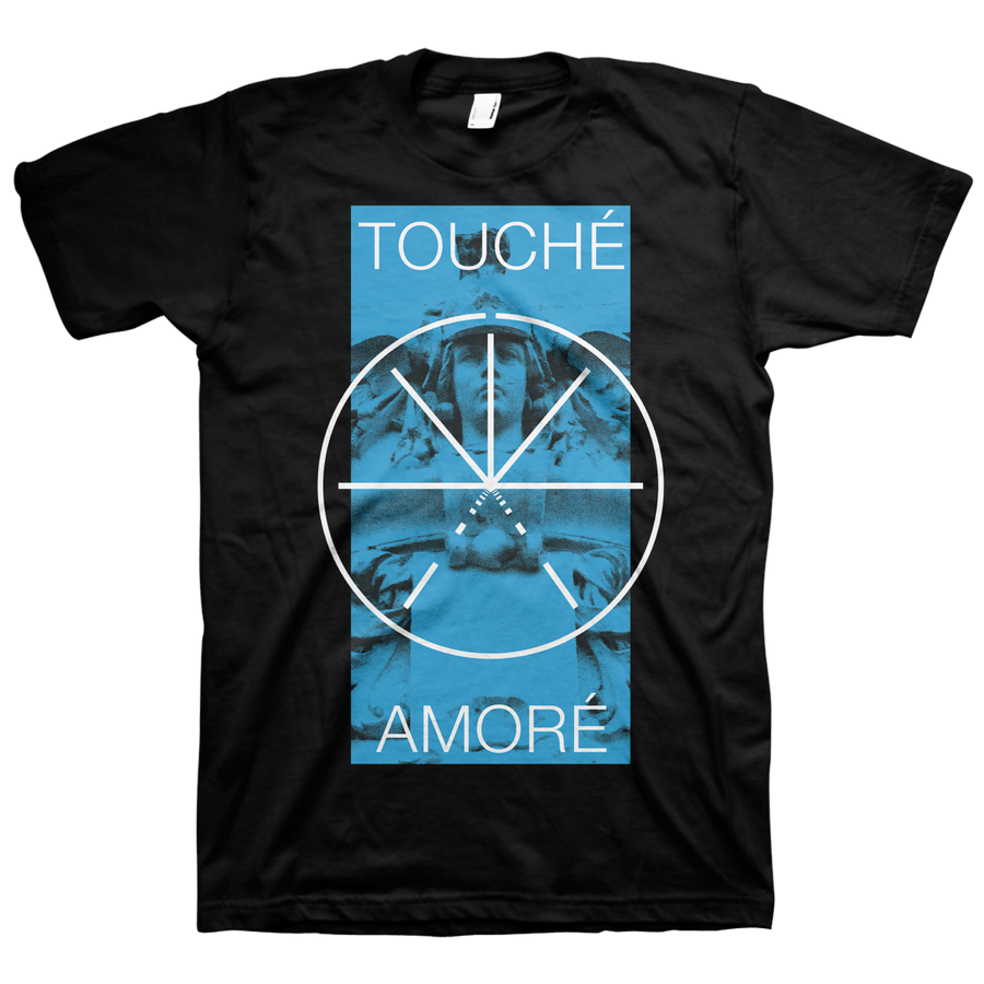 "Touche Amore ""Live On BBC Radio 1: Vol 2"" Black T-Shirt"
