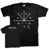 "Touche Amore ""Symbol"" Black T-Shirt"