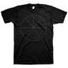 "Touche Amore ""Symbol"" Black on Black T-Shirt"