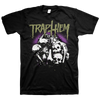 "Trap Them ""Skulls"" Black T-Shirt"