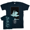 "Wear Your Wounds ""Apparition: I"" Navy Blue T-Shirt"