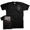 "Wear Your Wounds ""WYW Pocket"" Black T-Shirt"