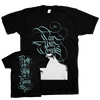 "Wear Your Wounds ""Rust On The Gates Of Heaven"" Black T-Shirt"