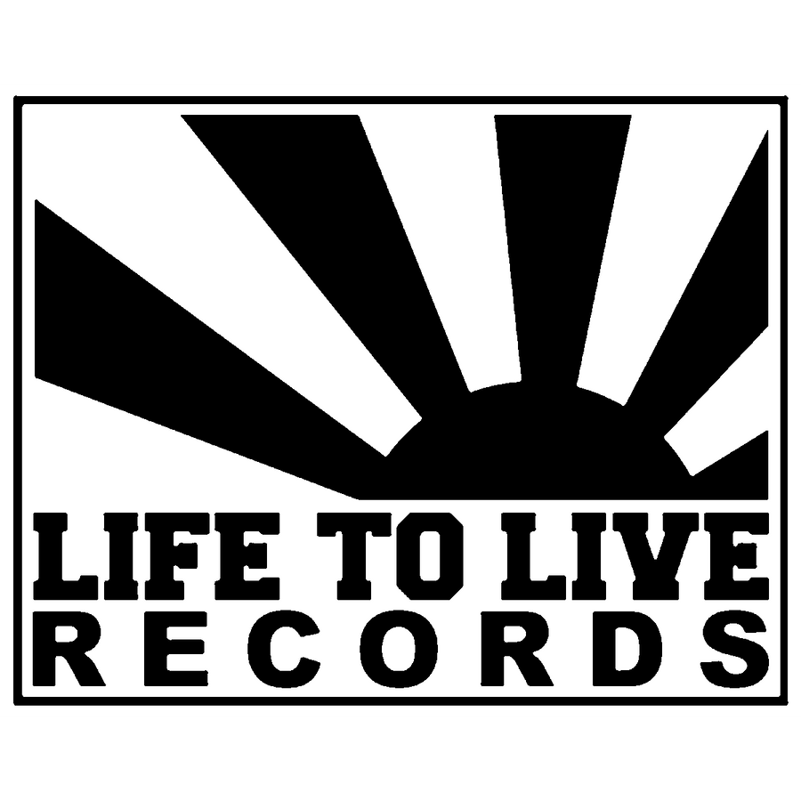 "Life To Live ""Logo"" Sticker"