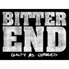 "Bitter End ""Guilty As Charged"" Sticker"