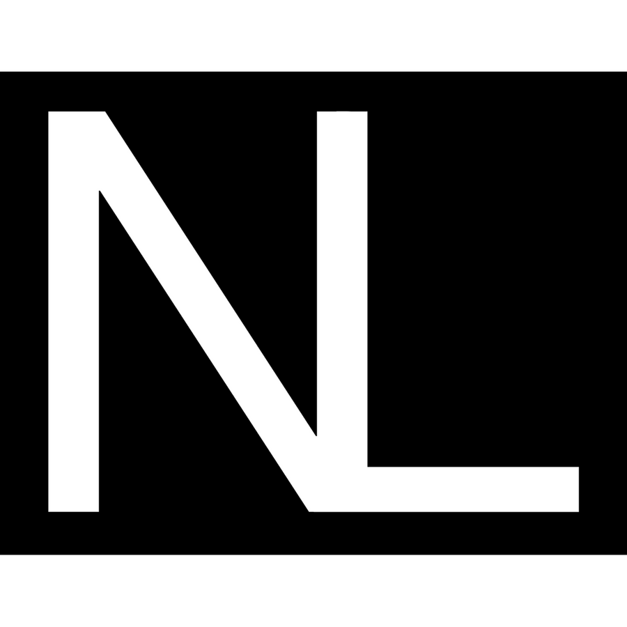 "New Lows ""NL"" Sticker"