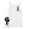 "Converge ""The Dusk In Us"" White Tank Top"