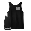 "Deathwish ""Flag"" Black Tank Top"