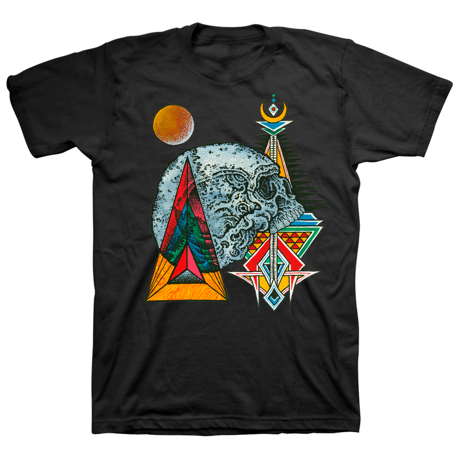 "Thomas Hooper ""Temple Antenna"" Black T-Shirt"