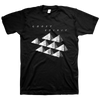 "Ghost Spirit ""Logo"" Black T-Shirt"