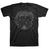 "Thin ""Face"" Black T-Shirt"