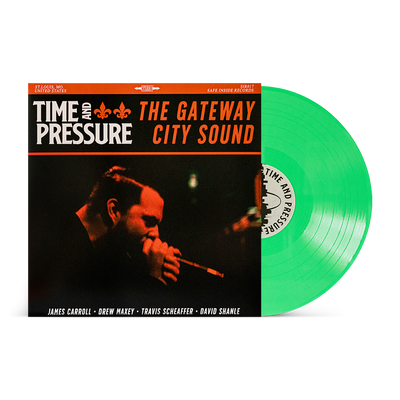 "Time and Pressure ""The Gateway City Sound"""