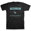 "Timelost ""Gushing Interest"" Black T-Shirt"