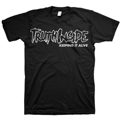 "Truth Inside ""Keeping It Alive"" Black T-Shirt"