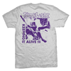 "Truth Inside ""Keeping It Alive"" Grey T-Shirt"