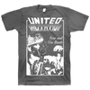 "United Mutation ""Fear And The Bomb"" Dark Grey T-Shirt"