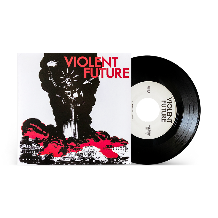 "Violent Future ""Self Titled"""