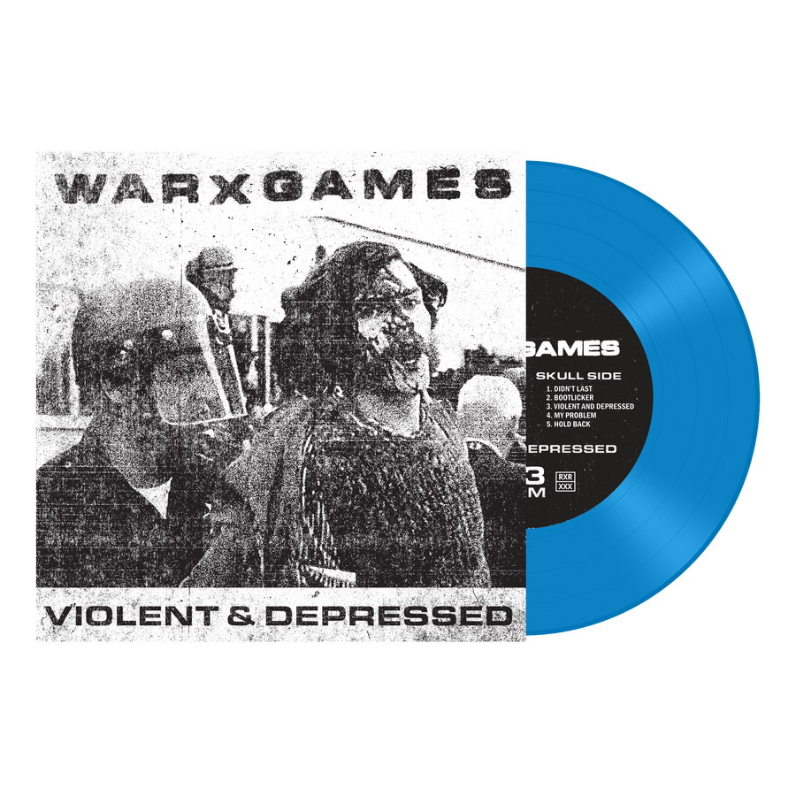 "Warxgames ""Violent And Depressed"""