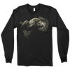 "Richey Beckett ""White Pony"" Charcoal Black Longsleeve"