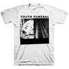 "Youth Funeral ""Youth Funeral"" White T-Shirt"