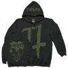 "Trap Them ""Seance Prime"" Zip-Up Sweatshirt"
