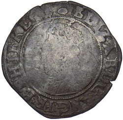1582-1600 ELIZABETH I SHILLING (6th ISSUE) - BRITISH SILVER HAMMERED COIN