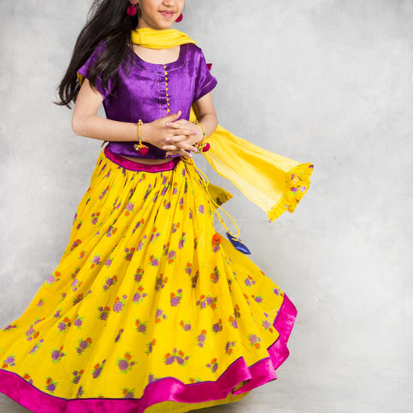 Tweens Holi Dresses