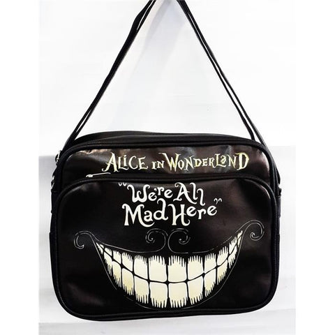 Alice In Wonderland - Were All Mad Here Bag
