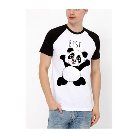 (Best) Panda Best Friends Raglan