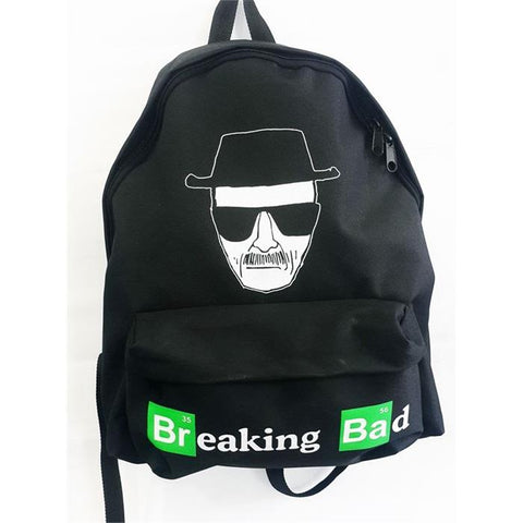 Breaking Bad - Heisenberg Backpack Bag