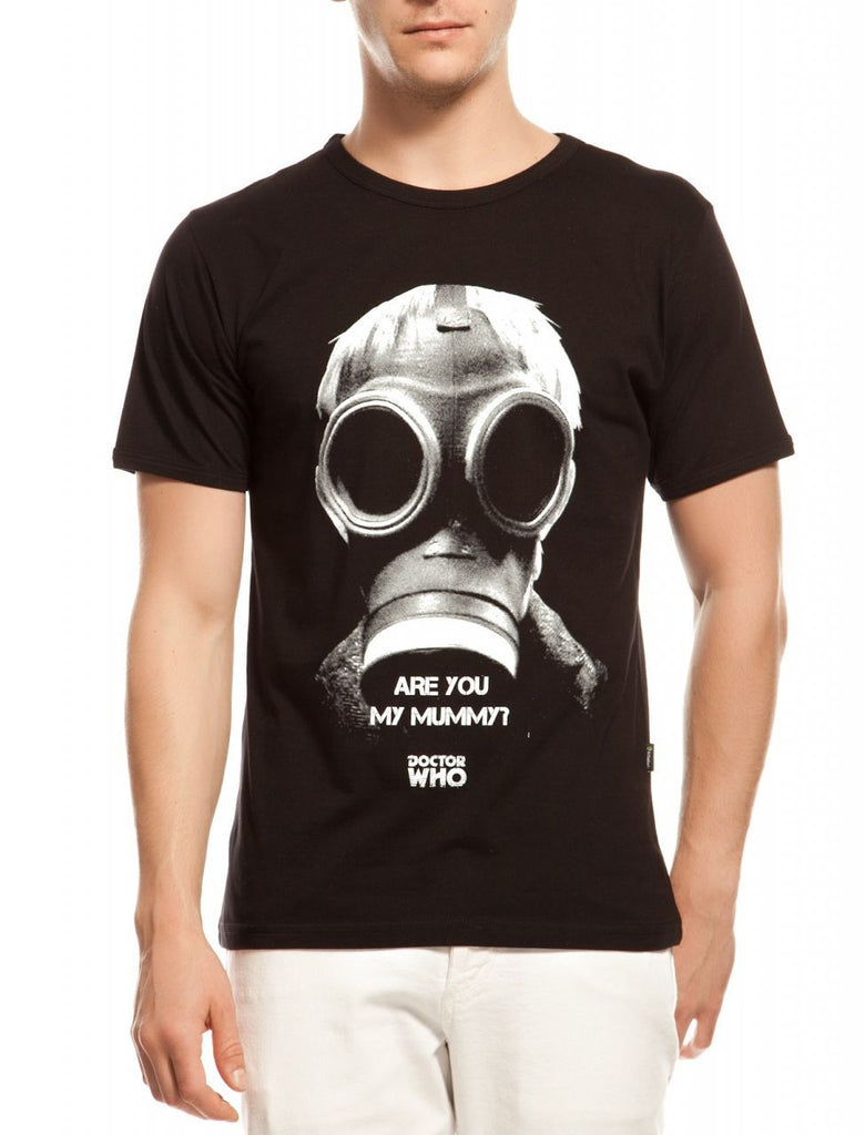 375471d2e DOCTOR WHO ARE YOU MY MUMMY T-SHIRT - moleball