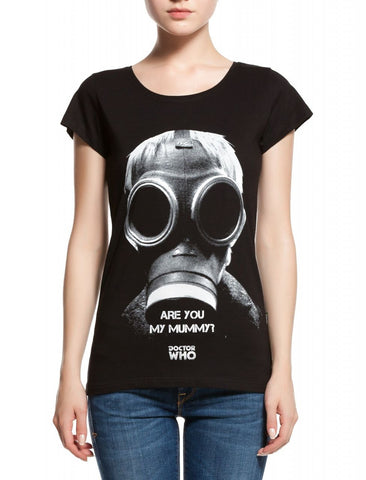 Doctor Who - Are You My Mummy Girls T-shirt - moleball
