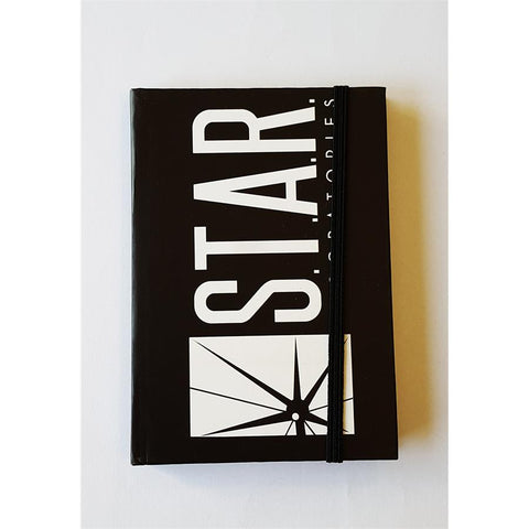 Flash - S.T.A.R Labs.Notebook
