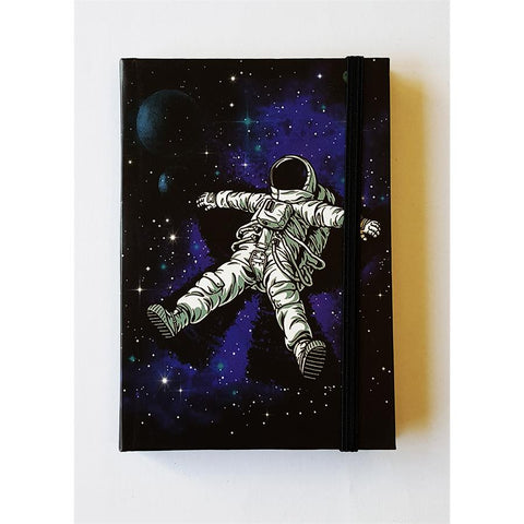 Flying Astronaut Notebook