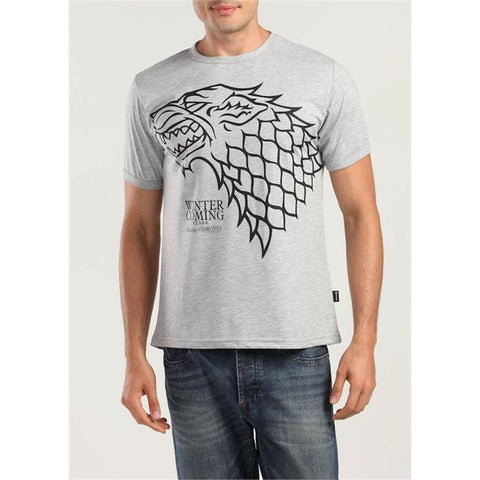 Game Of Thrones Stark - Winter is Coming Unisex T-shirt for sale, shopping online, to buy | moleball