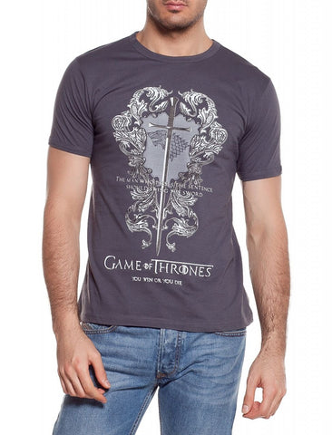 Game Of Thrones Sword You Win Or Die Unisex T-shirt for sale, shopping online, to buy | moleball
