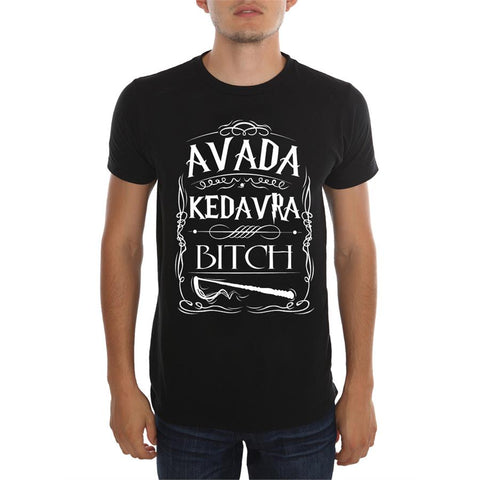 Harry Potter - Avada Kedavra Unisex T-shirt