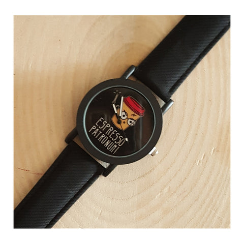Harry Potter - Espresso Boss! Black Watch