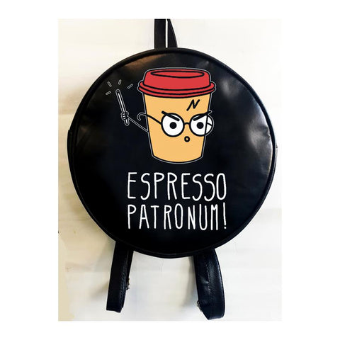 Harry Potter - Espresso My Boss Backpack Bag