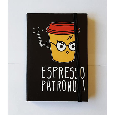Harry Potter - Espresso My Boss Notebook