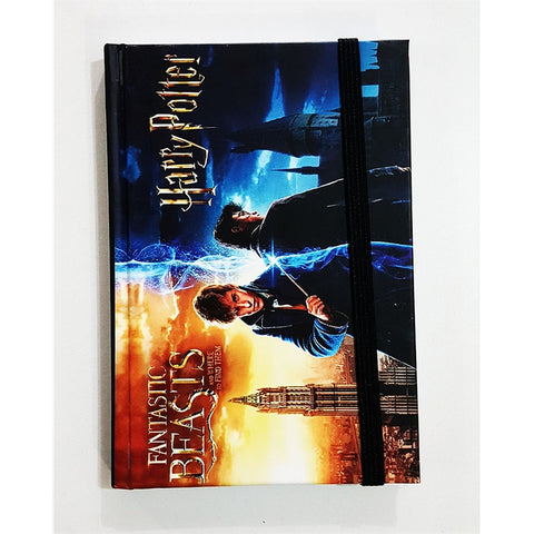 Harry Potter - Fantastic Beasts Notebook