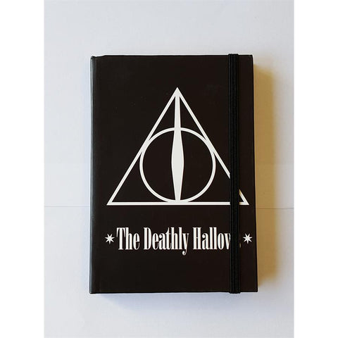 Harry Potter - The Deathly Hallows Notebook