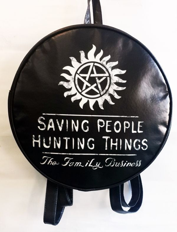 Supernatural Saving People Hunting Things The Family Business