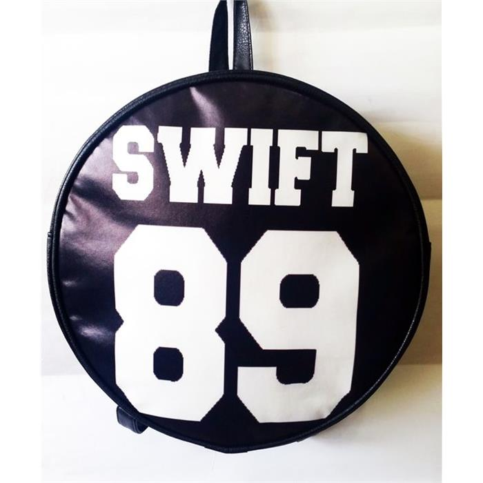 Taylor Swift 89 Round Backpack Bag
